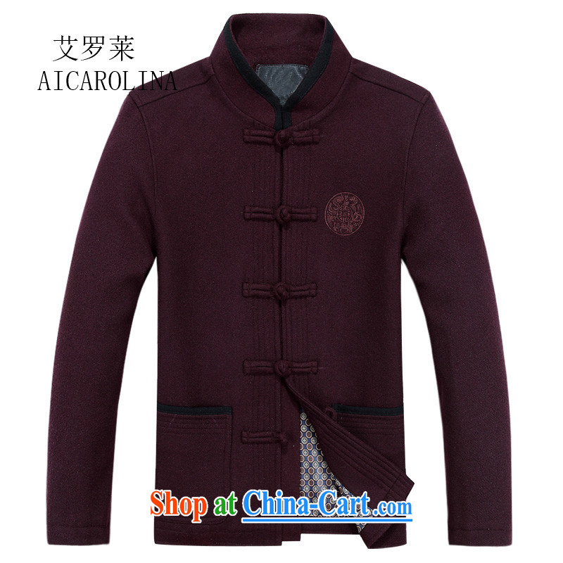 The summer, new Chinese men's Nepal in serving older long-sleeved jacket coat China wind coat XXXL Uhlans on