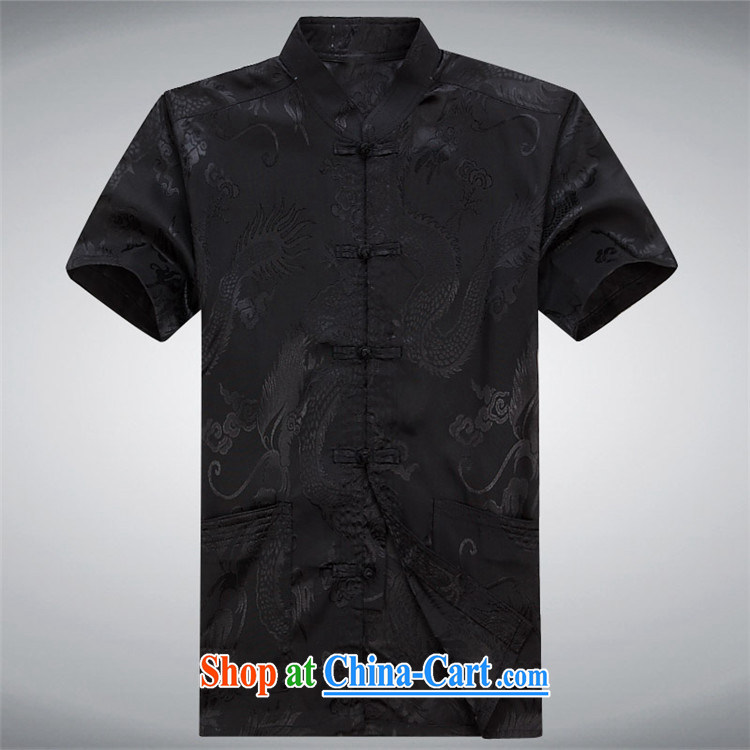 Vladimir Putin in the older Chinese men and short sleeve with new summer, older men Tang replace Kit older persons with short summer birthday gold package XXXL pictures, price, brand platters! Elections are good character, the national distribution, so why buy now enjoy more preferential! Health