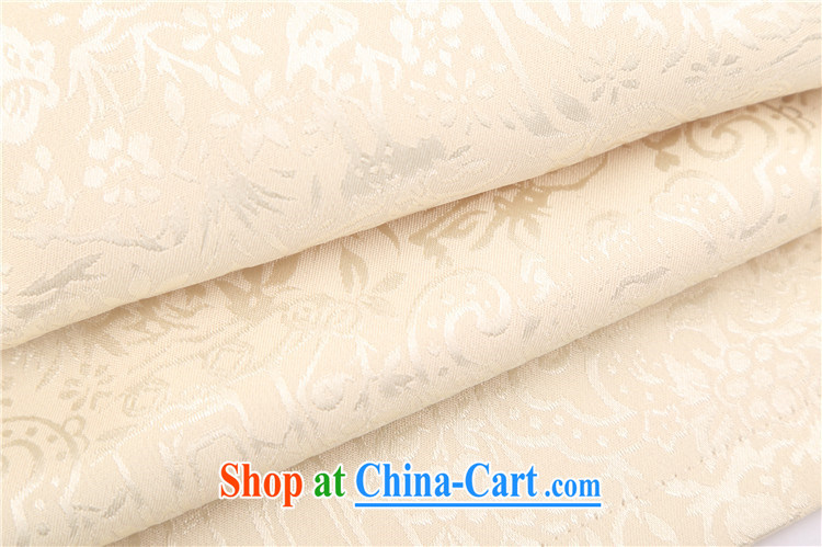 The middle-aged, male Chinese long-sleeved Kit father with Chinese shirt-tie China wind men's gold 4 XL pictures, price, brand platters! Elections are good character, the national distribution, so why buy now enjoy more preferential! Health