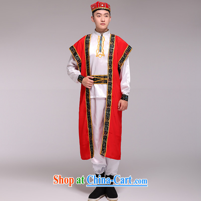 Xinjiang Dance costumes and Xinjiang ethnic performances stage serving the ethnic performances such as serving both the Code and the, and shopping on the Internet