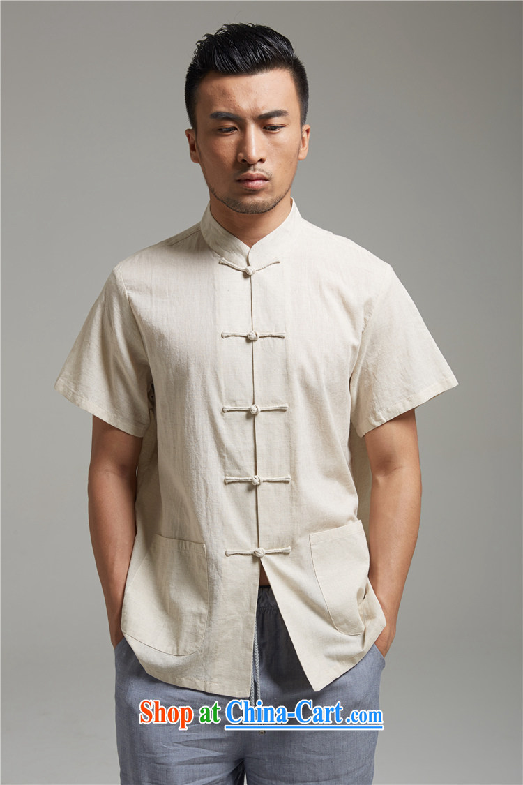 Ask a vegetarian (and as soon as possible, and spring, men, for the charge-back Solid Color short-sleeved Tang with a short-sleeved WXZ 1366 gray XXXXL pictures, price, brand platters! Elections are good character, the national distribution, so why buy now enjoy more preferential! Health