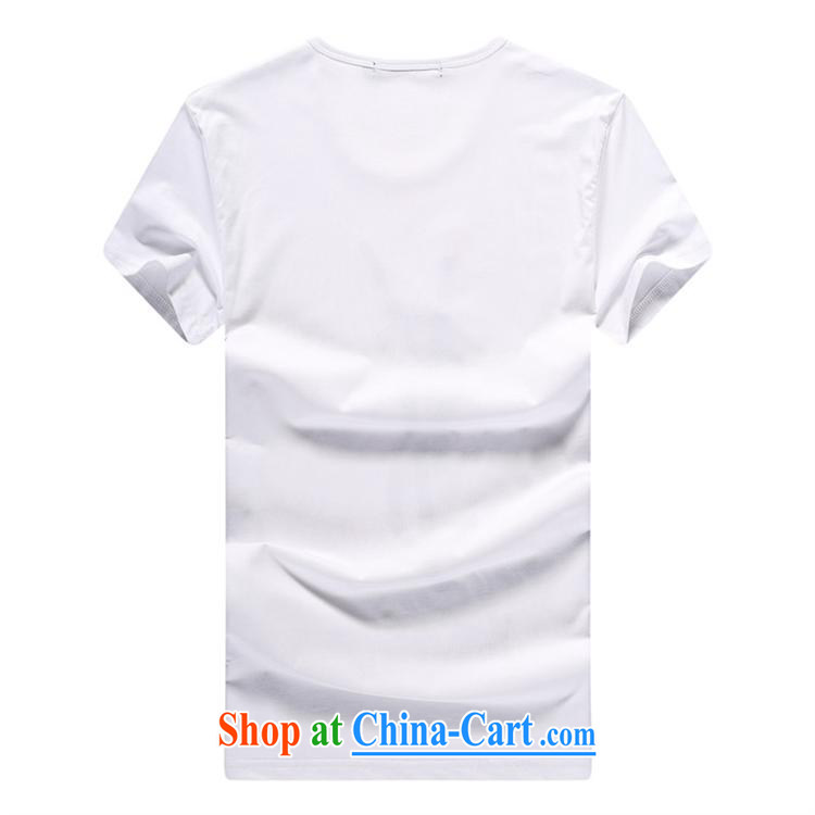 9 months female * 2015 summer round-collar, generation, satin cotton New Men's short-sleeved T æ¡– Korean fashion style lounge black 4XL pictures, price, brand platters! Elections are good character, the national distribution, so why buy now enjoy more preferential! Health