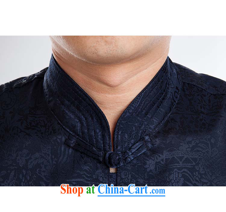 100 brigade Bailv summer stylish thin disk for casual, short-sleeved comfortable elasticated trousers men's kit dark blue 190 pictures, price, brand platters! Elections are good character, the national distribution, so why buy now enjoy more preferential! Health
