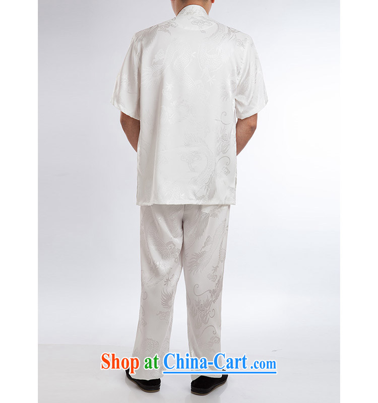100 brigade Bailv summer stylish thin disk for casual, short-sleeved comfortable elasticated trousers men's package white 190 pictures, price, brand platters! Elections are good character, the national distribution, so why buy now enjoy more preferential! Health