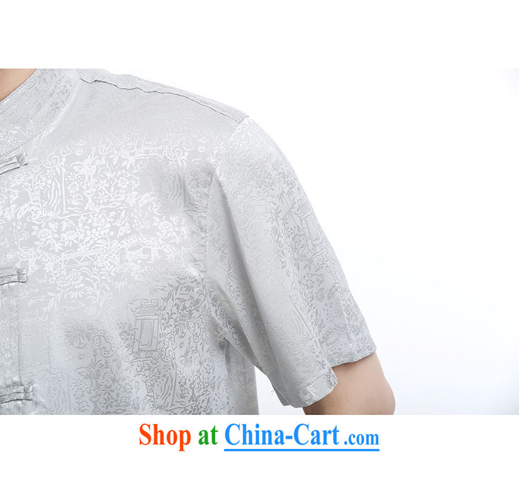 100 brigade Bailv summer stylish thin disk for casual, short-sleeved comfortable elasticated trousers men's kit pictures, price, brand platters! Elections are good character, the national distribution, so why buy now enjoy more preferential! Health