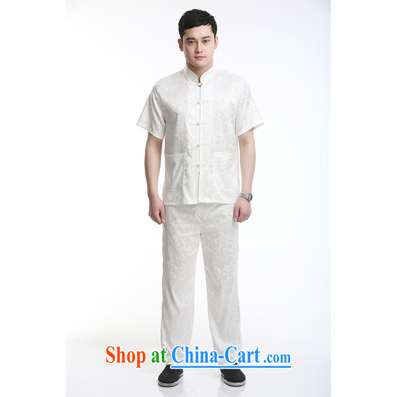 100 brigade Bailv summer stylish thin disk for casual, short-sleeved comfortable elasticated trousers men's package, and 100 brigade (Bailv), and, on-line shopping