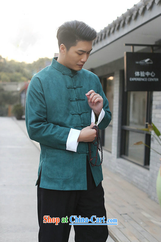 Mrs Ingrid economy sprawl new men's double cuff Tang jackets leisure China wind youth father red XXXL pictures, price, brand platters! Elections are good character, the national distribution, so why buy now enjoy more preferential! Health