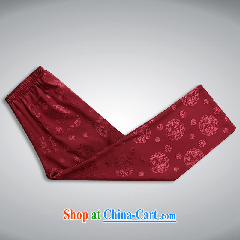 100 brigade BaiLv summer stylish thin, comfortable for short-sleeve-snap Leisure package聽deep red XXXL, 100 brigade (Bailv), and, on-line shopping