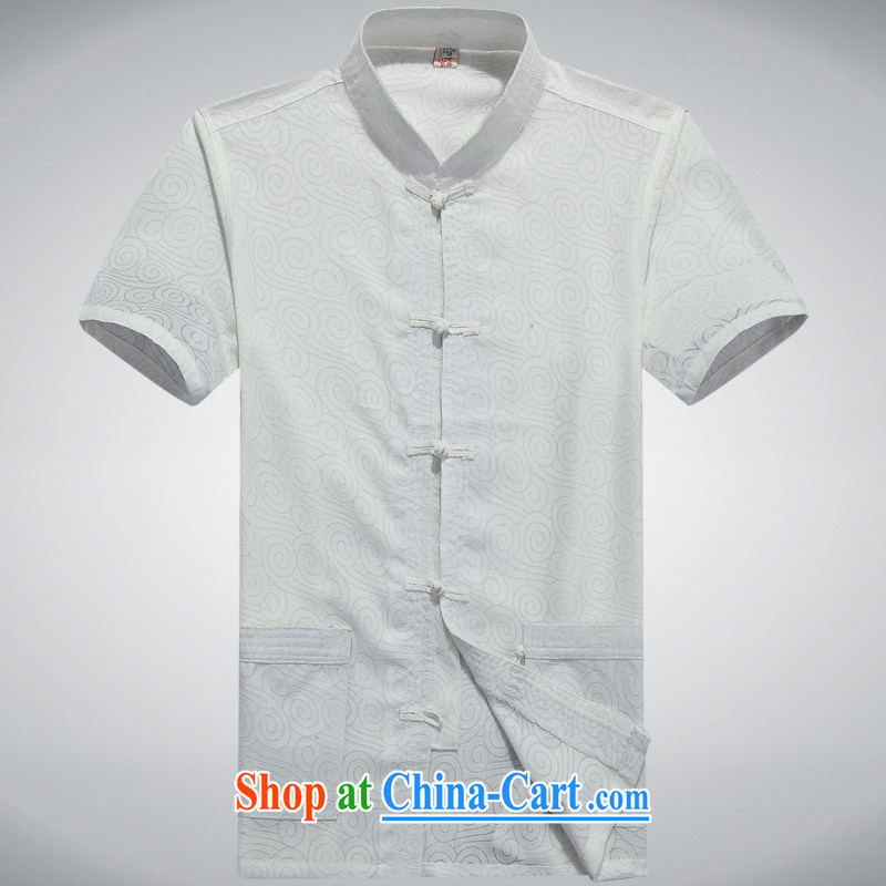 100 brigade BaiLv summer stylish thin, for comfortable short-sleeved-tie Casual Shirt