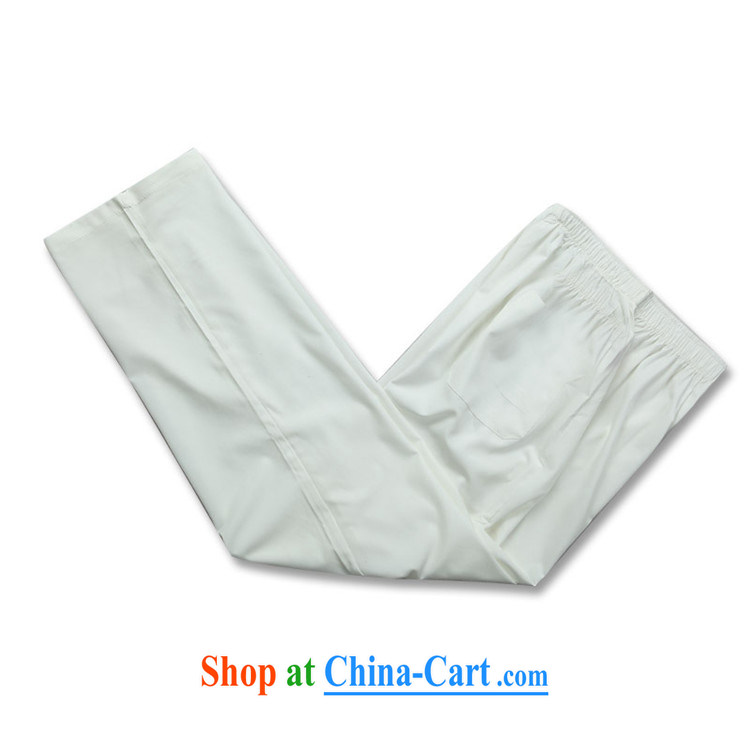 The chestnut Mouse middle-aged and older men's short-sleeved short summer load elderly men's improved Chinese middle-aged father with white package XXXL pictures, price, brand platters! Elections are good character, the national distribution, so why buy now enjoy more preferential! Health
