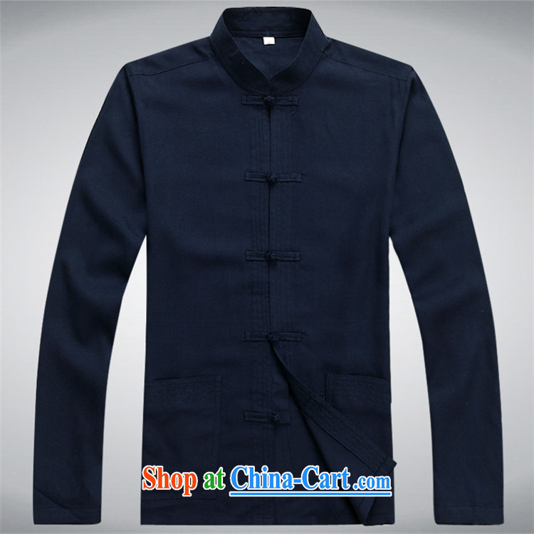 The chestnut mouse (Spring/Summer men's Tang is set long-sleeved Chinese men and elderly in the Code China wind male male-tang with gray package XXXL pictures, price, brand platters! Elections are good character, the national distribution, so why buy now enjoy more preferential! Health