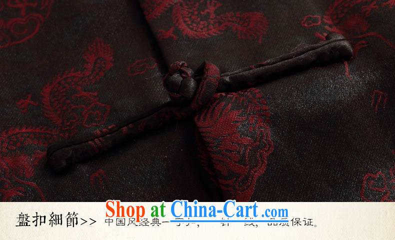 Van Gogh's new summer Chinese men and red circle Dragon incense High Cloud yarn larger silk short-sleeved retro shirt DX 902 red M pictures, price, brand platters! Elections are good character, the national distribution, so why buy now enjoy more preferential! Health
