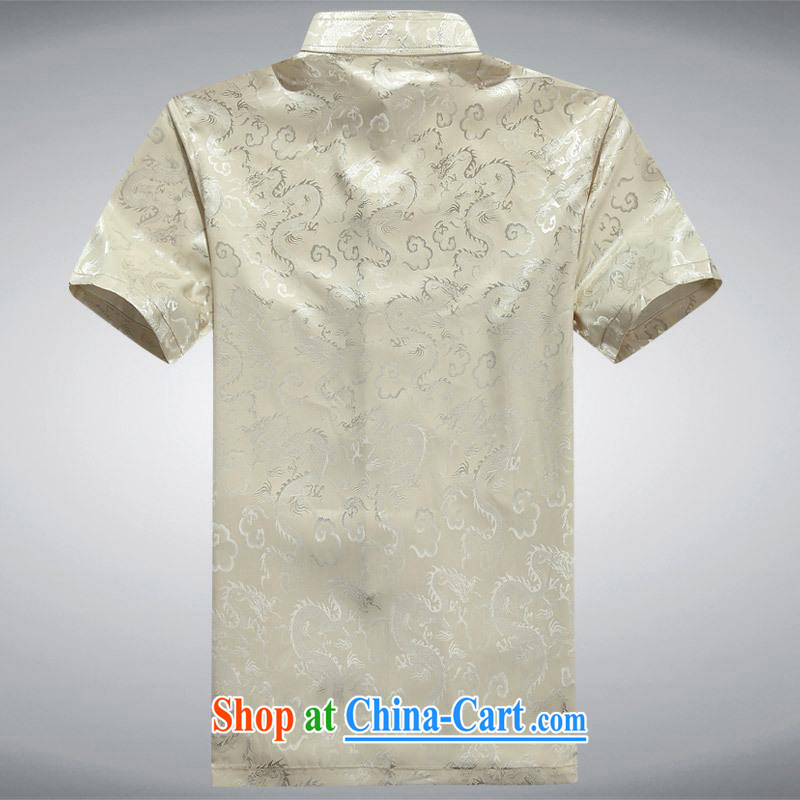 100 brigade BaiLv summer stylish thin, for comfortable short-sleeved-tie Casual Shirt light yellow 165,100 brigade (Bailv), and, on-line shopping