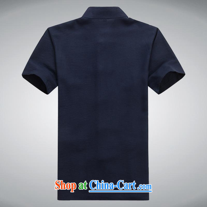 100 brigade BaiLv summer stylish thin, comfortable for short-sleeve-snap Leisure package deep blue M, 100 brigade (Bailv), and, on-line shopping