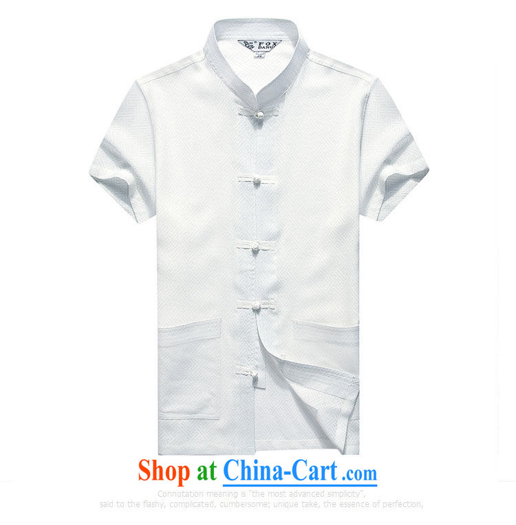 Mr. Lin 2015 summer, China wind men's Tang with a short-sleeved men and Han-linen shirt large, men's loose cotton summer the short-sleeved shirt middle-aged short yellow 185 pictures, price, brand platters! Elections are good character, the national distribution, so why buy now enjoy more preferential! Health
