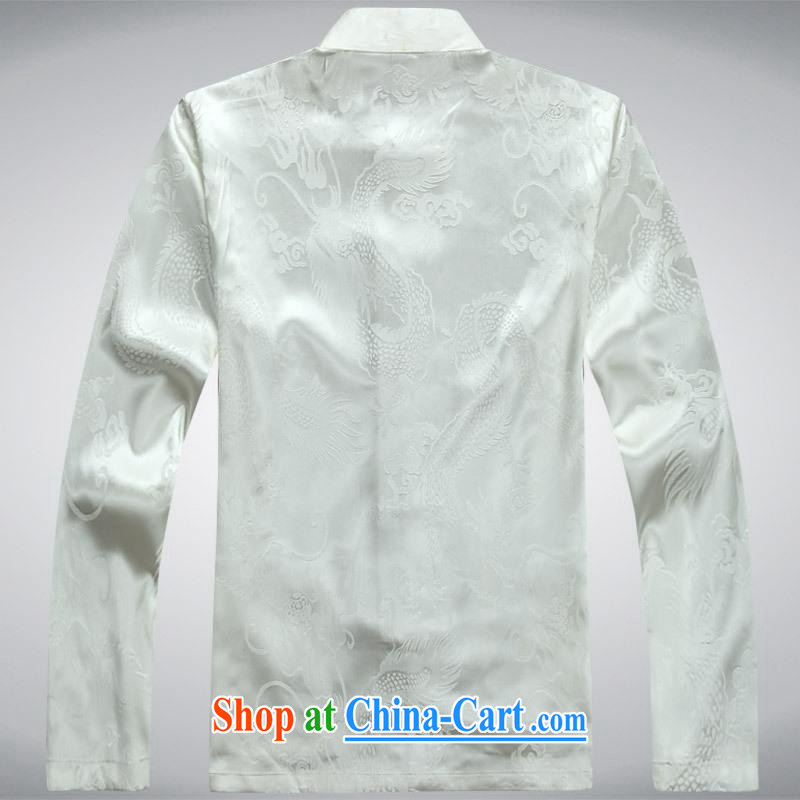 100 brigade BaiLv summer stylish thin, for comfortable long-sleeved tray for Leisure package white XL, MEROPIA, shopping on the Internet