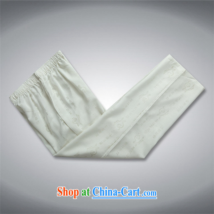 Vladimir Putin in the older well field men's cotton mA short-sleeved Chinese package China wind father with summer white package XXXL/190 pictures, price, brand platters! Elections are good character, the national distribution, so why buy now enjoy more preferential! Health