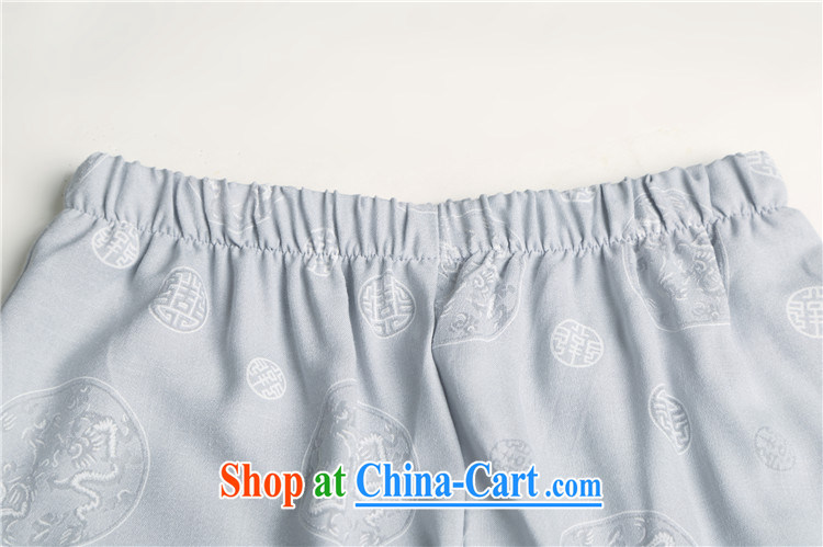 The Adelaide Man Tang replace short-sleeved package summer in older persons with short short-sleeve kit jogging with leisure package Han-kung fu T-shirt white 4XL pictures, price, brand platters! Elections are good character, the national distribution, so why buy now enjoy more preferential! Health
