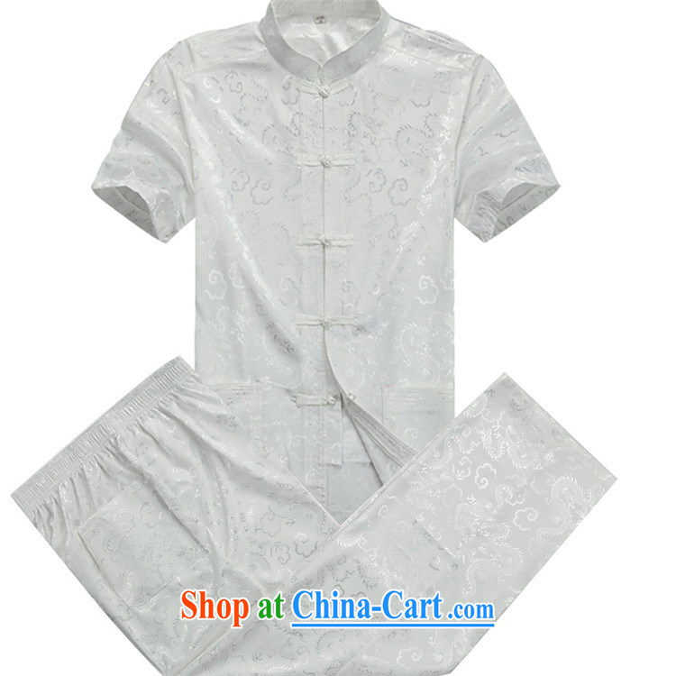 The chestnut mouse summer old men Tang package with short-sleeved thin, older men's shirts my dad loaded the shirt, gray-blue Kit XXXL pictures, price, brand platters! Elections are good character, the national distribution, so why buy now enjoy more preferential! Health