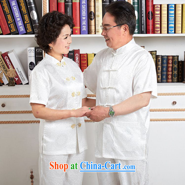 In accordance with the conditions in summer and stylish new, older women with stamp duty single row for men with short T-shirt Mom and Dad couples with short-sleeve kit wns/2524 - 5 #female L pictures, price, brand platters! Elections are good character, the national distribution, so why buy now enjoy more preferential! Health