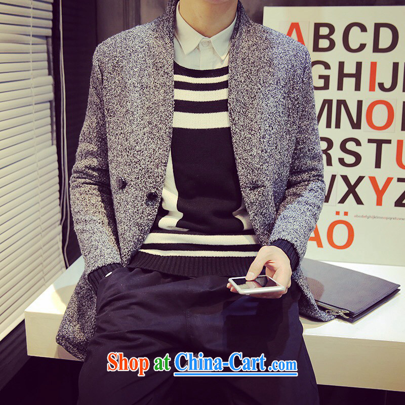 Flows toward the 2015 men's clothing, clothing and simple classic sesame? men knocked colors? windbreaker male and genuine package mail