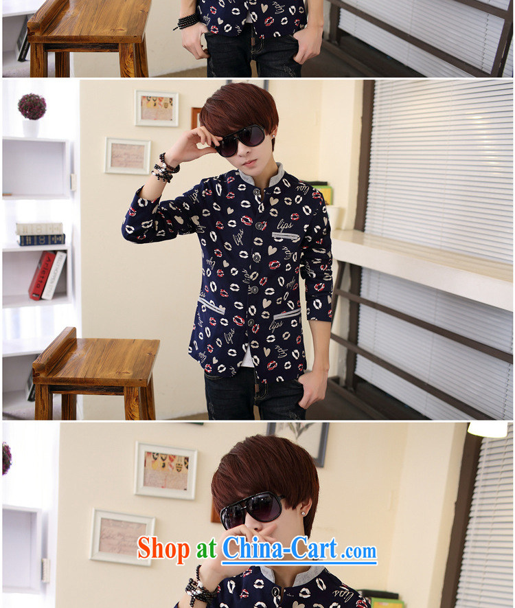 Dan Jie Shi-hot spring men's thin jacket trend explosion, young men take jacket jacket Korean Beauty boys jacket pictures, price, brand platters! Elections are good character, the national distribution, so why buy now enjoy more preferential! Health