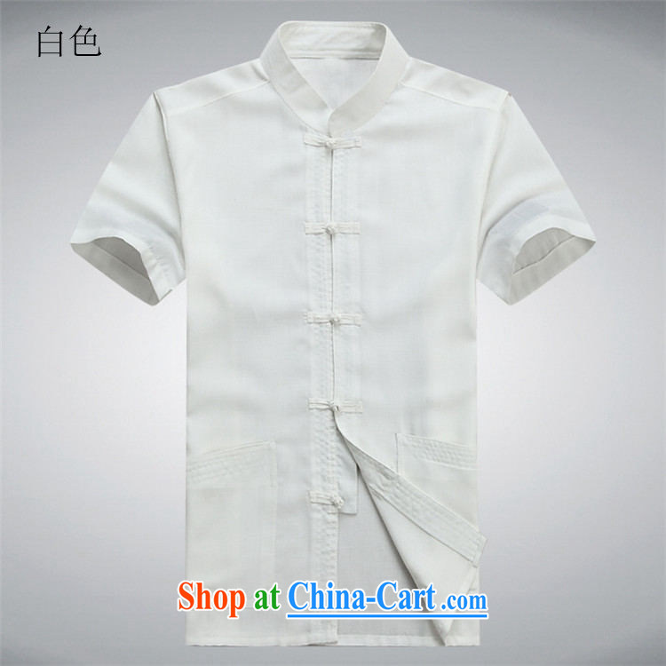 The poppy the Mouse Tang load package short-sleeve martial arts practitioners serving serving casual Tang fitted T-shirt men package half sleeve male white package XXXL/190 pictures, price, brand platters! Elections are good character, the national distribution, so why buy now enjoy more preferential! Health