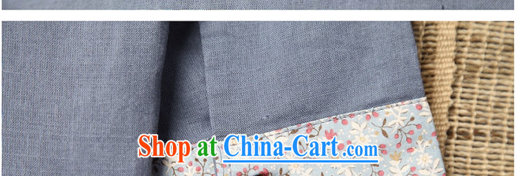 Dan Jie Shi summer cuff in linen shirt Chinese style is very short sleeve T-shirt a Field Unit for the comfort and breathability to the beige XXL (160 - 180 ) jack pictures, price, brand platters! Elections are good character, the national distribution, so why buy now enjoy more preferential! Health