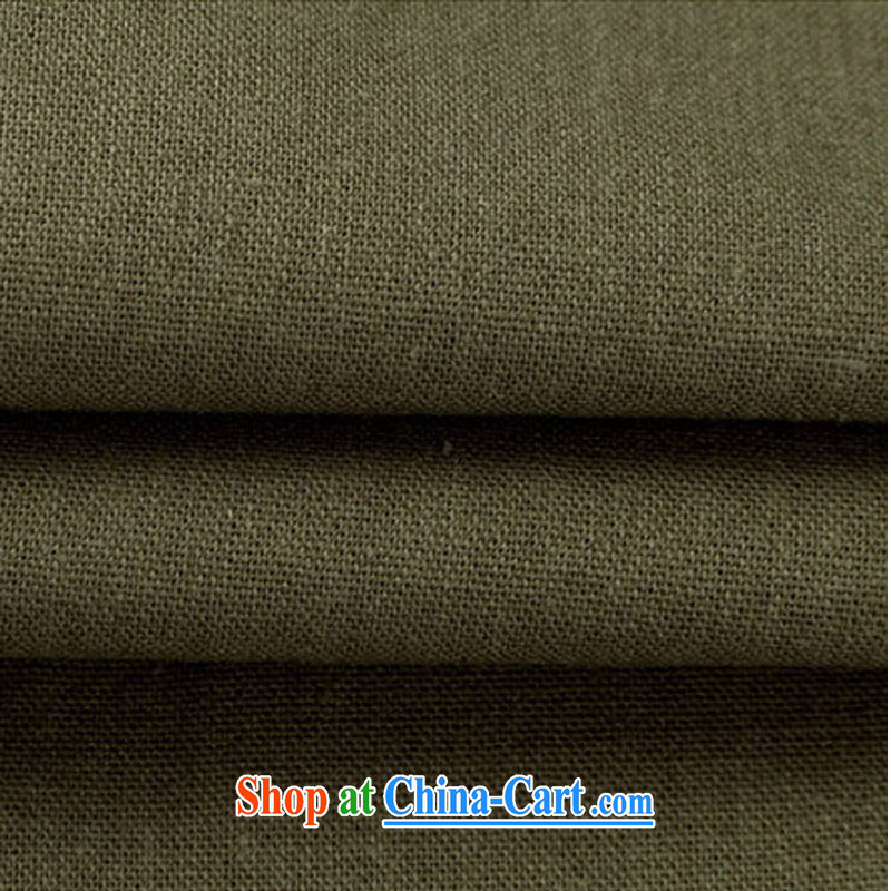 At stake line cloud long-sleeved China wind up for Chinese improved leisure tang on the code and national costumes, Autumn DY 053 army green XXXL stakeholders, the cloud (YouThinking), and, on-line shopping