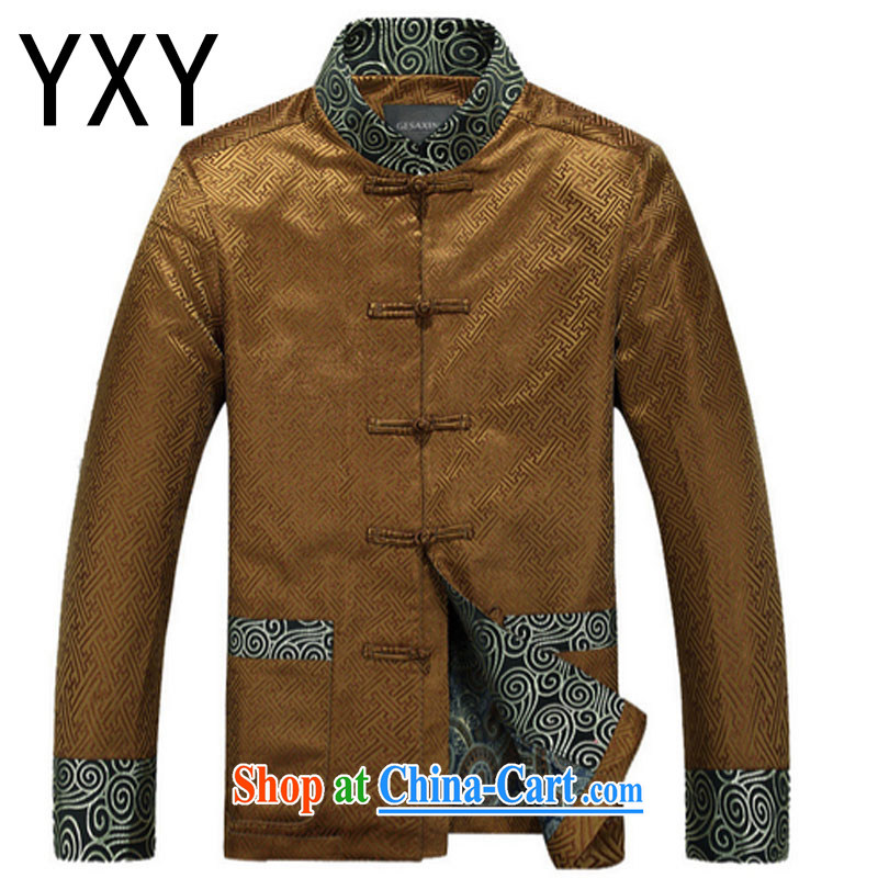 The stakeholders in the Cloud older men and dress Chinese style in a new load Chinese Dress DY 88,021 and Ho Kim XXXL