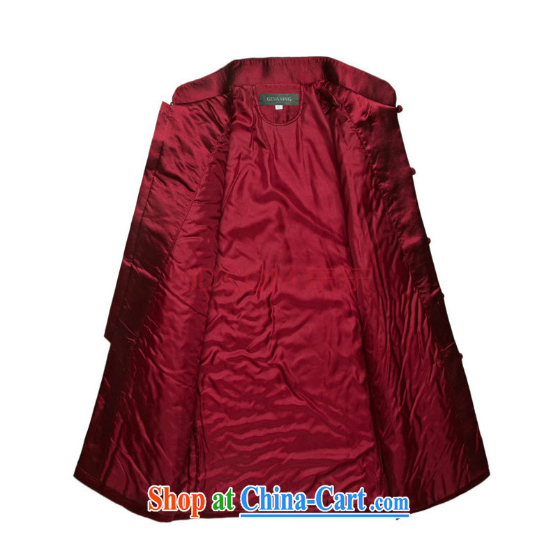 Stakeholders line cloud Chinese clothing Chinese Dress at DY 7712 deep red L stakeholders, the cloud (YouThinking), and, on-line shopping