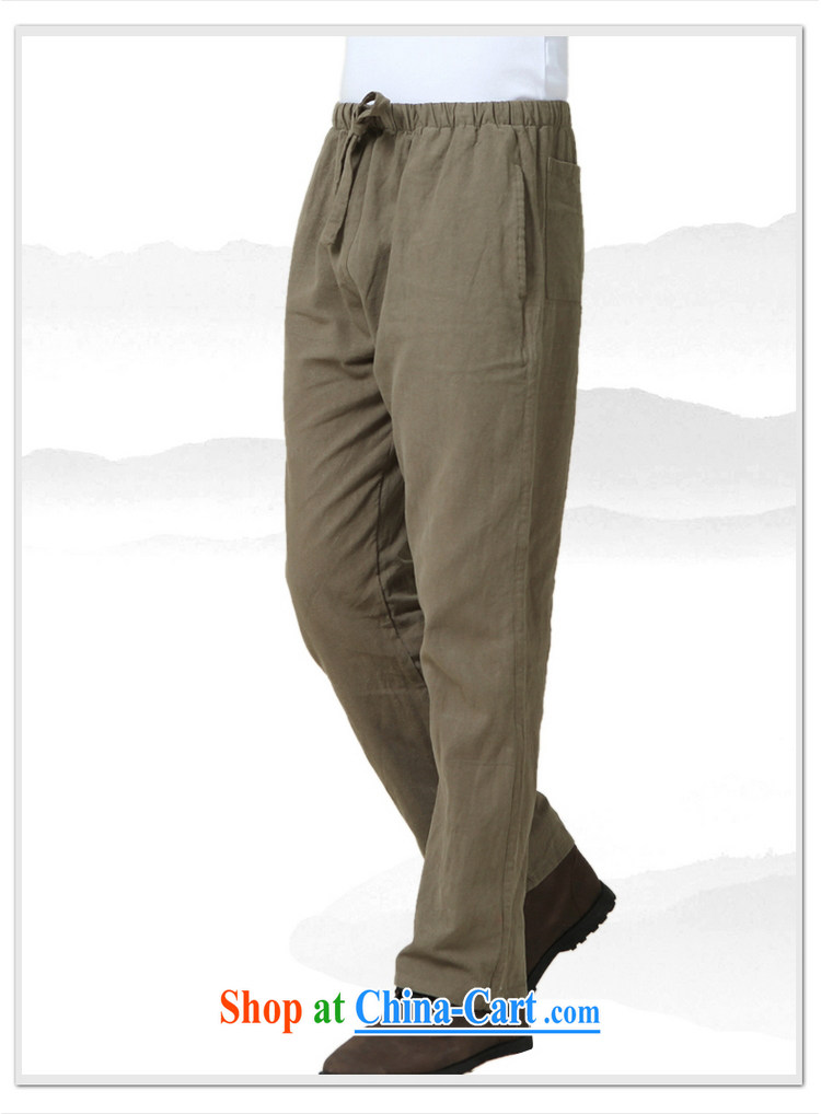 cool ocean 2015 autumn and the New Men's short pants China wind national costumes men's trousers Chinese cotton the men's trousers hidden cyan 40/170 pictures, price, brand platters! Elections are good character, the national distribution, so why buy now enjoy more preferential! Health