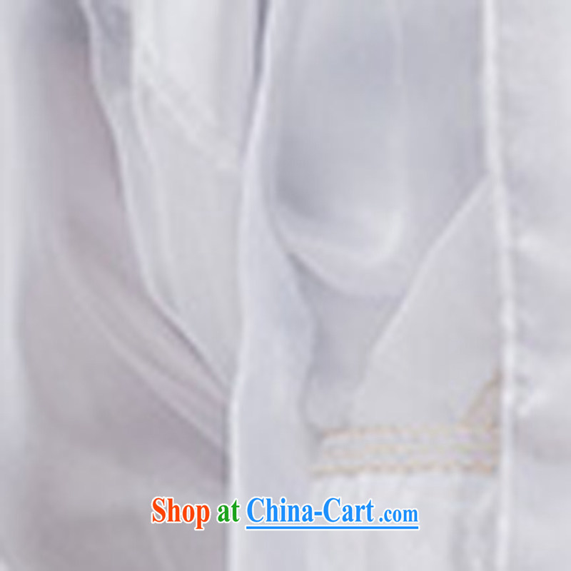 A property, new retro China wind Swordsman costumes knights errant clothing Chinese clothing, ancient knights and samurai costumes are white, and there are Chinese (wuyouwuyu), online shopping