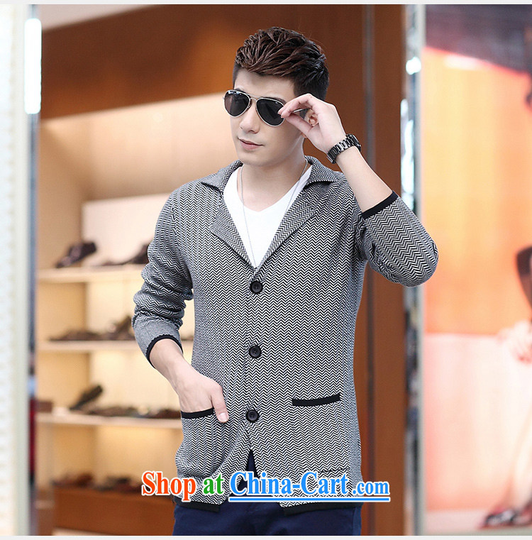For health concerns * 2015 new autumn and winter clothing men's woolen knitted Korean version cultivating small wore light gray XXL pictures, price, brand platters! Elections are good character, the national distribution, so why buy now enjoy more preferential! Health