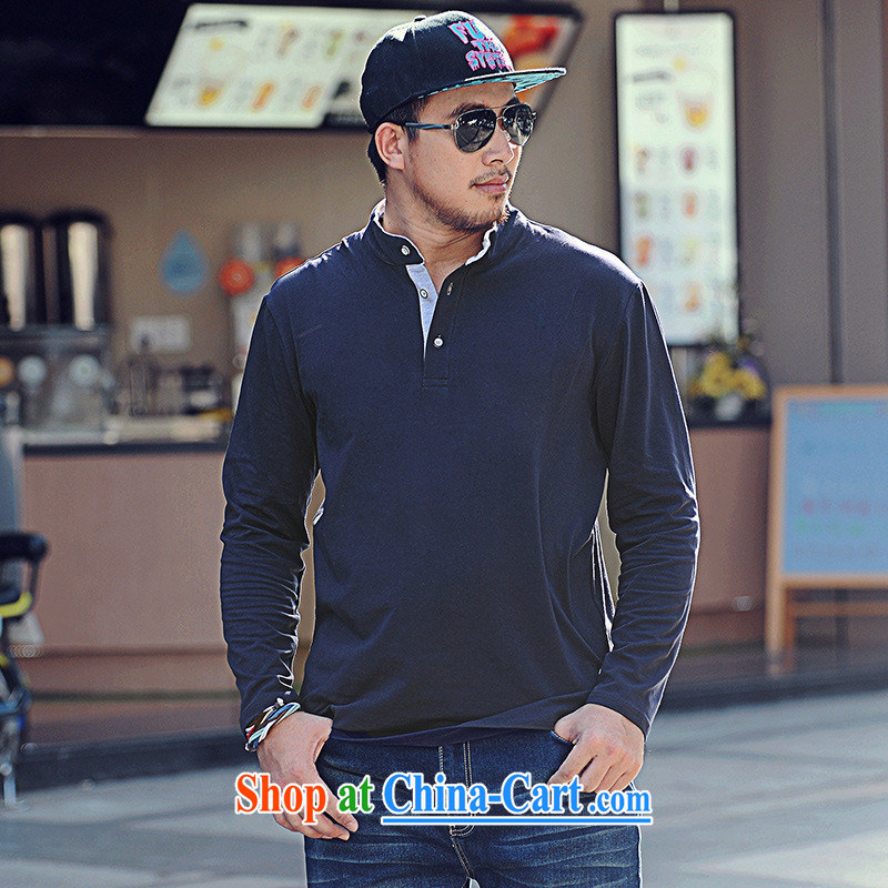 Health Concerns _ 2015 autumn large, men's fall, and indeed increase leisure and large, gray 5 XL
