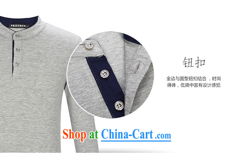 Health Concerns * autumn New Men's long-sleeved shirt T men leisure trends and free black XXXL pictures, price, brand platters! Elections are good character, the national distribution, so why buy now enjoy more preferential! Health