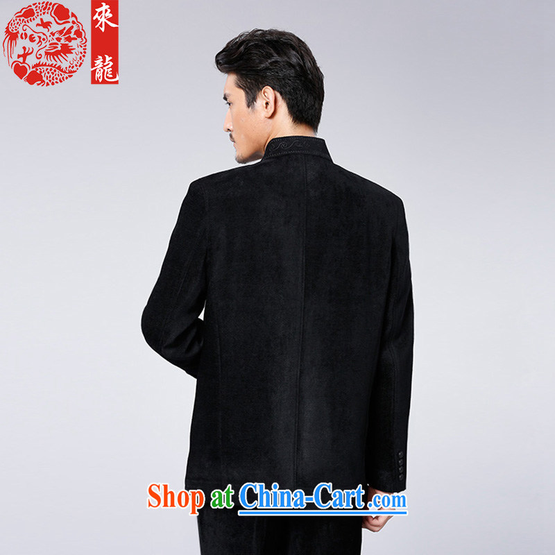 To Kowloon Tong with autumn and winter, China wind men's jackets 88,058 black 48,聽black 52, Kowloon, shopping on the Internet