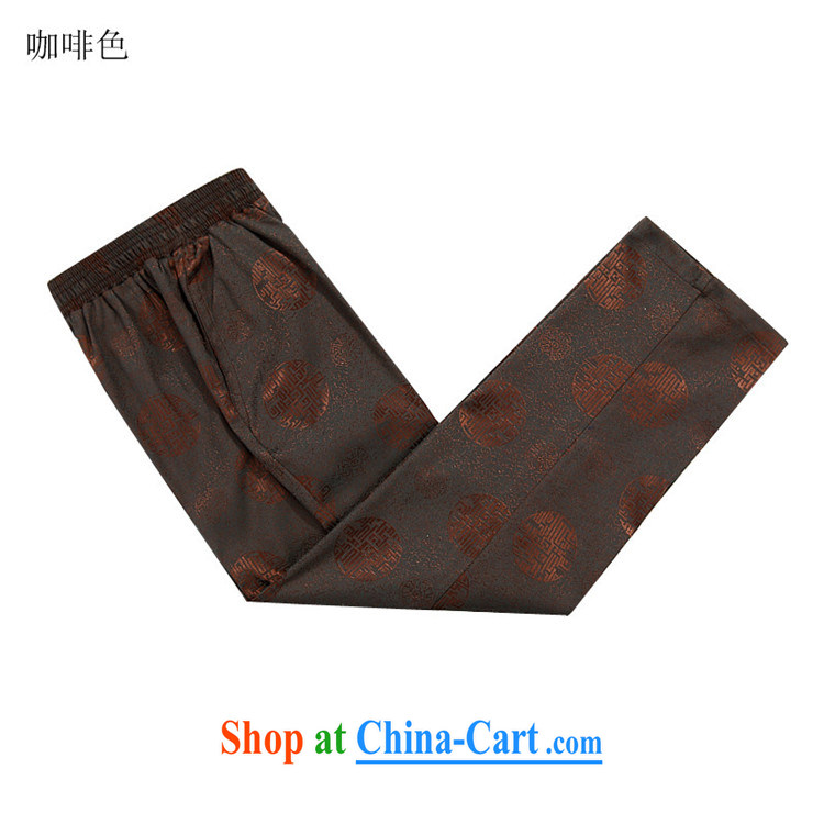 The poppy the Mouse fall and winter, the Chinese men's long-sleeved men Tang replace Kit聽Tang replace jacket men and fall/winter short pants thick brown shirt XXXL/190 pictures, price, brand platters! Elections are good character, the national distribution, so why buy now enjoy more preferential! Health