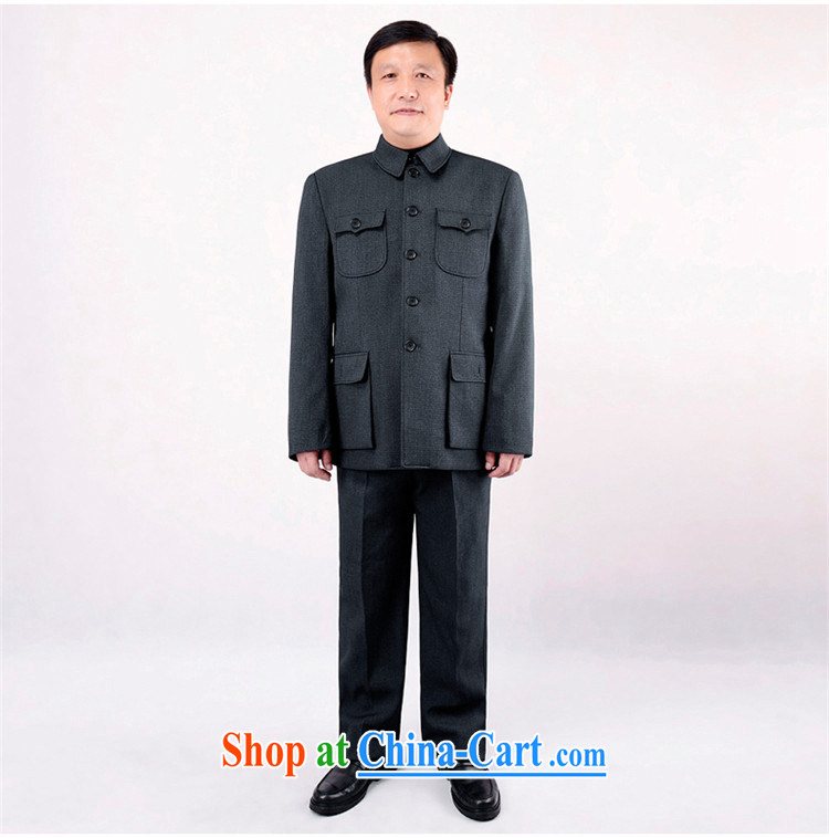 name brands HUNNZ New Products men's classic smock kit, old boy, his father is the classic period costumes gray 190 pictures, price, brand platters! Elections are good character, the national distribution, so why buy now enjoy more preferential! Health
