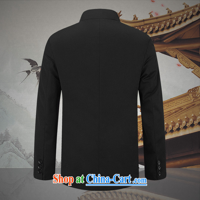 Products HANNIZI classic puncture Lung Tang on men's smock in package older shows the service, for China wind jacket black 190, Korea, (hannizi), and, on-line shopping