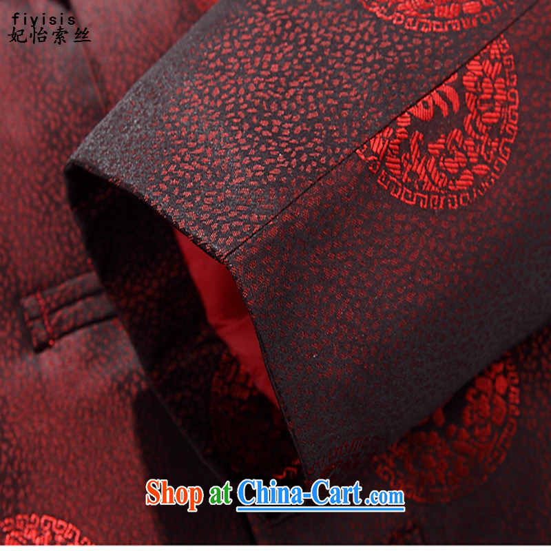 Princess Selina CHOW in China wind autumn and winter clothes, older persons couples Chinese men's long-sleeved birthday life Chinese dress jacket Tang with 88,060 men, men's T-shirt 175 girls, Princess SELINA CHOW (fiyisis), online shopping