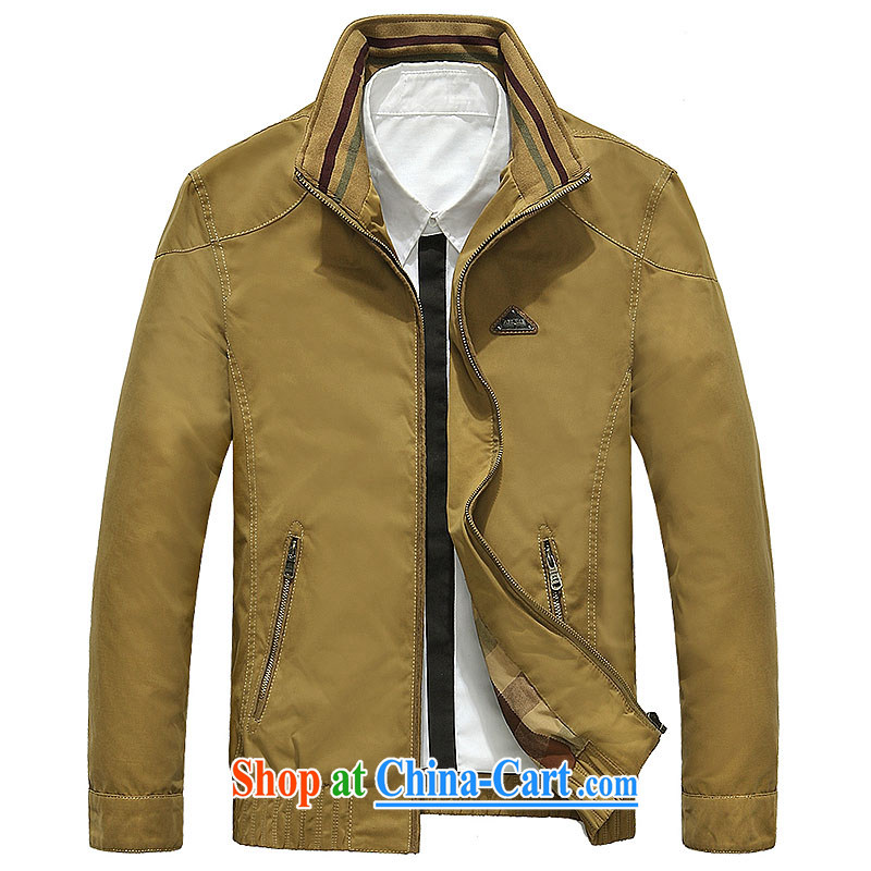 The AFS jeep new men's jackets cotton washable casual men's jackets Z 15,802