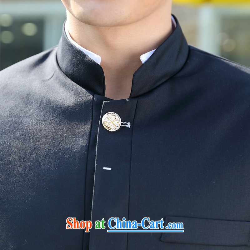 Dan Jie Shi 2015 new beauty with blood high school uniforms short smock small suits students t-shirt jacket casual stylish black M, Dan Jie Shi (DAN JIE SHI), online shopping