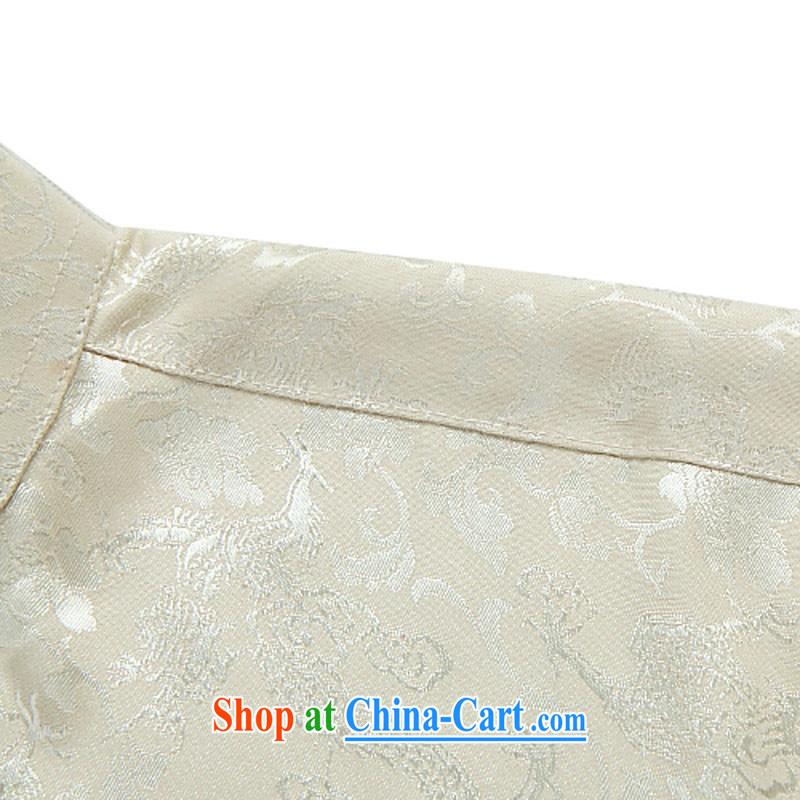 Putin's Europe autumn 2015 New Men's Tang is set long-sleeved Han-white package XXXL, Beijing (JOE聽OOH), shopping on the Internet