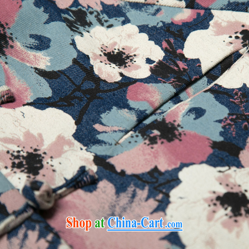 Products HUNNZ trendy stamp duty cultivating long-sleeved China wind up for the charge-back Chinese Chinese improved male jacket suit XXXL, HUNNZ, shopping on the Internet